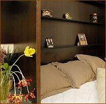 Подъемная откидная кровать