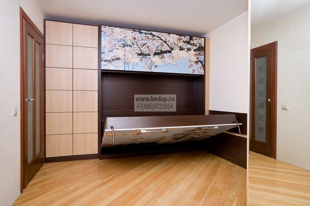 Шкаф-кровать, шкафы-кровати, шкафы-трансформеры, встроенные .