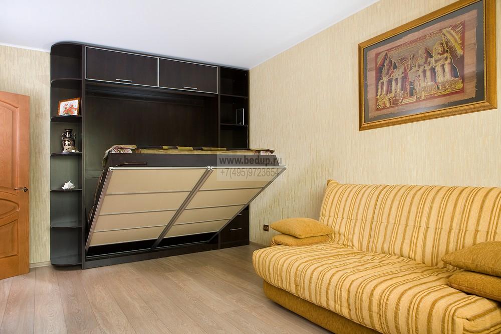 Шкафы-кровати на заказ.